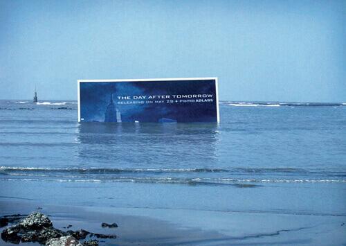 billboard day after tomorrow